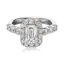 Christopher Designs Halo Engagement Ring Halo Engagement Ring Greis Jewelers