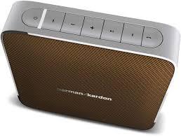 harman kardon portable. harman kardon esquire portable bluetooth speaker - brown, hkesquirebrneu a