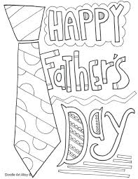 fathers day coloring page happy free pages for grandpa