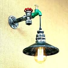 black rod iron light fixtures fixture wrought on pipe plumbing cast by lighting winsome p charming