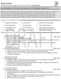 Military Resume Example Free Example Of A Resume As Free Resume