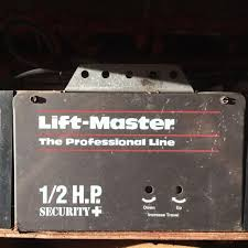 1 hp garage door openerBest Lift Master 12 Hp Garage Door Opener Professional Line