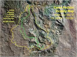 AURA Map   Rubin Observatory