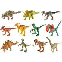 Купить <b>Mattel Jurassic</b> World FPF11 <b>Фигурки</b> динозавров ...