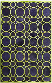 retro purple green modern leather rug area rugs and designs directory galleries brown hide matador blue s cowhide western pillows