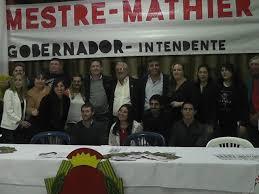 Regionalisimo: El radicalismo de Colonia Vignaud presentó a sus candidatos  y propuestas de gobierno