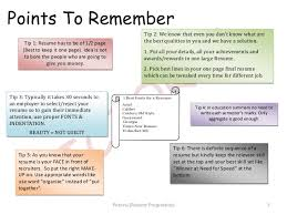 Resume Preparation Mesmerizing Resume Preparation Pictoria Slideshow