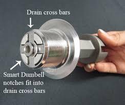 smart dumbell instruction step 2