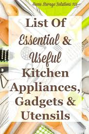 list of kitchen appliances household kitchen appliances household kitchen appliances list craigslist chicago kitchen appliances