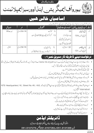jobs bureau of emigration and overseas employment th