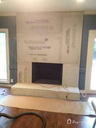 diy concrete fireplace for less than 100 designertrapped for admirable diy fireplace applied to