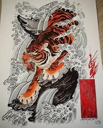эскизы тигров значение татуировки с тигром львыпантеры тигры