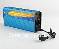<b>12V</b> to <b>220V</b> 600W Pure Sine Wave Power Inverter With 12V10A ...