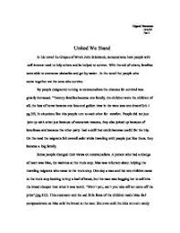 united we stand the grapes of wrath gcse drama marked by  page 1 zoom in