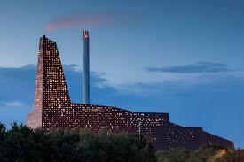 Incineration Line In Roskilde Erick Van Egeraat Archdaily