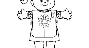 Girl Scout Coloring Page Girl Scout Coloring Pages Page Daisy Sheets