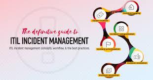 Itil Incident Management Workflows Best Practices Roles