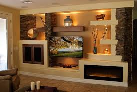 Small Picture Media Wall 1 Contemporary Family Room Phoenix by