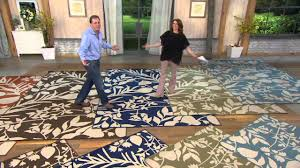 scroll design outdoor rugs unique proven qvc outdoor rugs tommy bahama indoor botanical rug on qvc