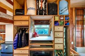 Designing a tiny house Jessica Helgerson 1 Find Clever Ways To Let The Light In The Tiny Life 40 Tiny House Storage And Organizing Ideas For The Entire Home