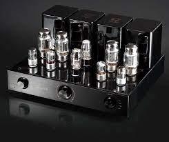 Bewitch 6550 EH russe Tube Hi fi amplificateur intégré HI Fi ampli à lampes  édition de luxe 2018