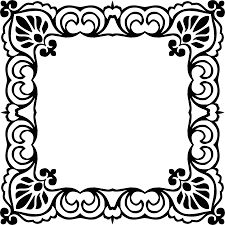 Fancy Frame Border Vintage Frame Extended 18 Fancy Border Nongzico