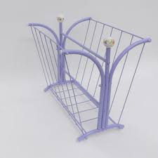 Purple Magazine Holder Best Modern Magazine Rack Products on Wanelo 32