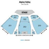 Alpine Valley Music Theatre Seating Chart 8 Best East Troy Images Supermarket Design Store Design