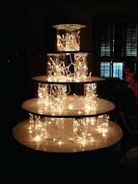 chandelier cupcake holder decoration stand diy 1024x1365