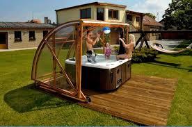 superb hot tub gazebo plans