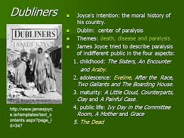 eveline rdquo and ldquo the dead rdquo from james joyce s dubliners ppt video dubliners joyce s intention the moral history of his country