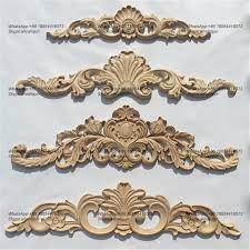appliques for furniture. decorative wood ornamental furniture mouldings appliques for g