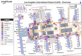 Los Angeles International Airport Klax Lax Airport Guide