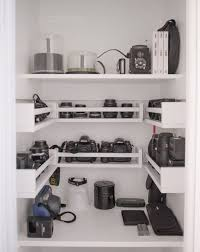 Ikea Spice Rack Camera Storage Ideas