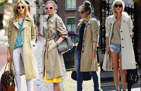 how to wear a long trench coat