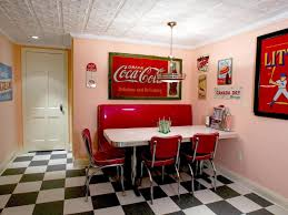 Cool Kitchen Remodel Prepossessing Diner Style Kitchen Cool Kitchen Remodel Ideas