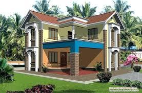 Two Floor House Modern Two Storey House Design Tiny House Floor ...