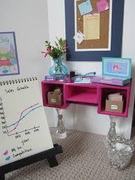 desks doll desk for 18 inch dolls doll school desk our generation locker how to