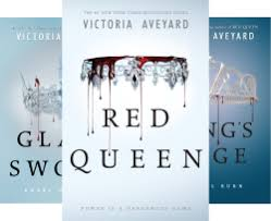 red queen 4 book series by victoria aveyard