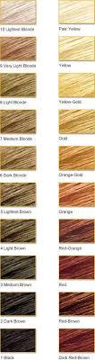 Clairol Demi Permanent Color Chart 26 Best Hair Color Images Hair Color Hair Dye Colors