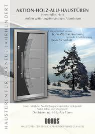 Holz Alu Haustüren Aktion By Josef Fenster Türen Issuu