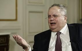 greek fm says name deal on track despite low turnout in sunday s vote in fyrom news ekathimerini