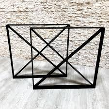 iron table base peutau6 arrelart