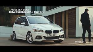 BMW 3 Series bmw 3 series advert : BMW 2 Series Gran Tourer 2016 Advert - YouTube