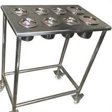 <b>Kitchen Trolleys</b> at Best Price in India