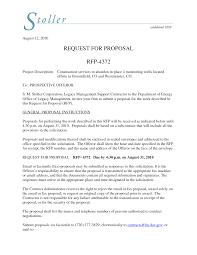 100 Bid Letter Template Business Proposal Letter Sample