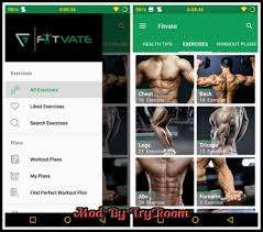 fitvate gym workout trainer fitness
