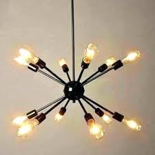 bare bulb chandelier post style light bulbs plug in pendant awesome testing diy bare bulb chandelier