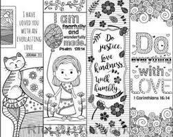 Dirt bike, motorcycle, big rig, funny car, rally car and more coloring pages for kids. Coloring Bookmark Etsy