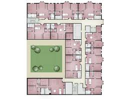 Apartment Building Plans Design Interesting Decorating